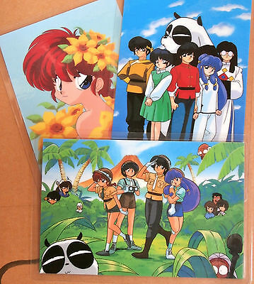 Anime Idol Lami Character Card Ranma 1/2  P Chan Portrait Trading