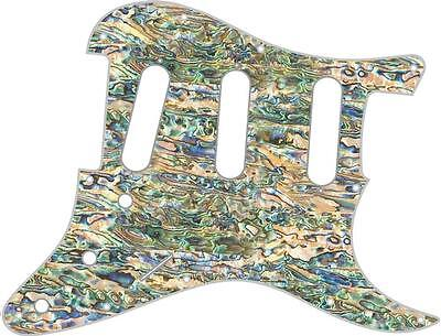 Stratocaster Pickguard Custom Fender SSS 11 Hole Guitar Pick Guard Shell Pearl