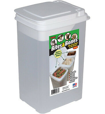 Buddeez Dog Treat Canister Container
