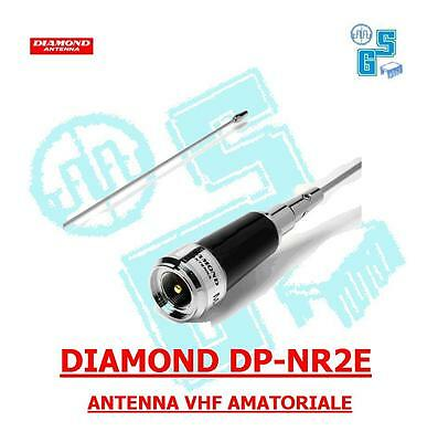 Antenna Diamond Dp-Nr2E Vhf Amatoriale Mobile