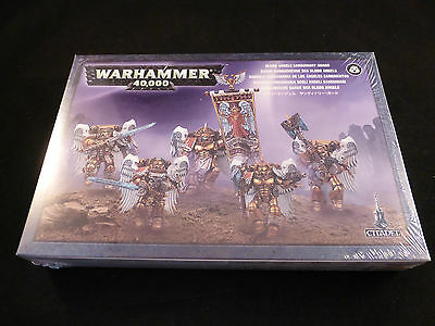40K Space Marine Blood Angels Sanguinary Guard Sealed Boxed Set