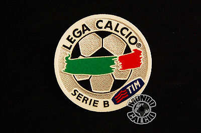 Toppa Serie B Patch Badge Italy League Lega Calcio 2006-2008