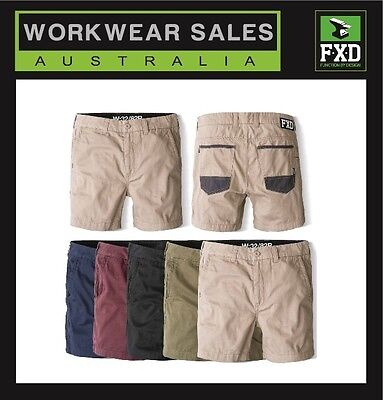 FXD Work Shorts Short Style Mens Workshorts WS-2