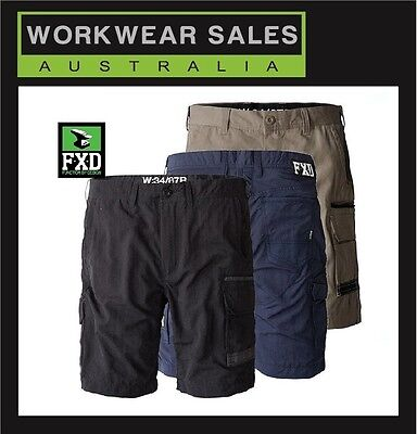 FXD Lightweight Shorts Mens Workswear  LS-1 Australia's #1 Selling Workshorts
