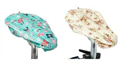 New Bike Bicycle Seat Cover Waterproof Saddle Floral Sass & Belle Gift Cycle