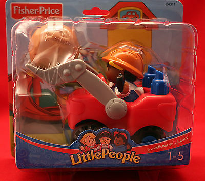 Fisher-Price*Little People* Bagger* Alter 1-5 Jahre*C4311 Neu/ OVP