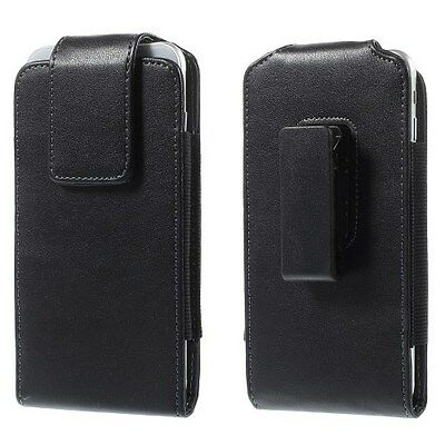 360 Degree Swivel Belt Clip Leather Pouch Case Holster Lg Lenovo Huawei Phones