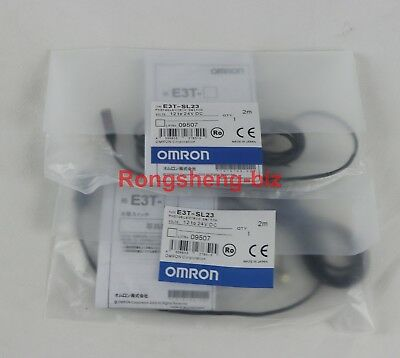 1PC New Omron Photoelectric Switch E3T-SL23 12-24VDC