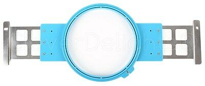 """Embroidery Hoop - 18cm (7.1"""") - For Barudan 520mm Commercial Machines - QS Clips"""