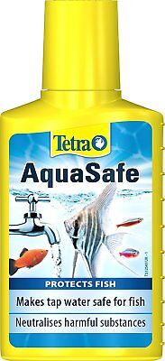 Tetra Aquasafe 50ml 250ml 500ml 1000ml 5000ml Aqua safe water tap conditioner