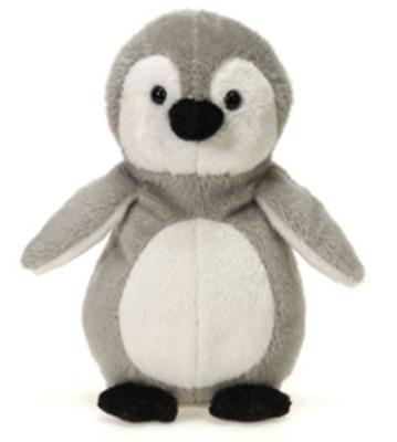 7 Inch Lil Buddies Emperor Penguin Plush Stuffed Animal by Fiesta
