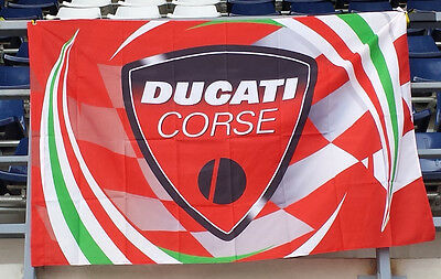 Ducati Flag Scrambler 916 748 749 848 1098 959 1299 Mts1200 Hyper Monster Multi