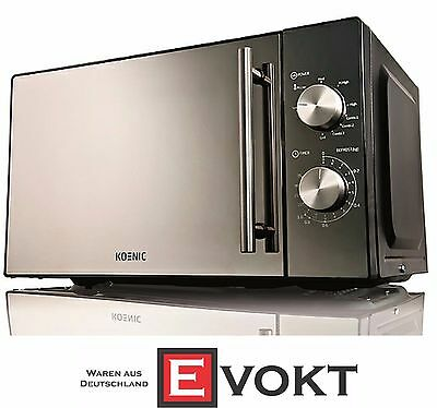 KOENIC KMW 2221 B Microwave Oven With Grill Best Gift Genuine New