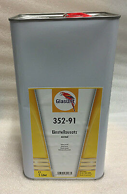 Glasurit Einstellzusatz Verdünnung 352-91 normal 5 Liter