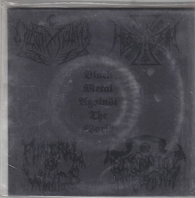 """Black Metal Against The World - various artists 7"""""""