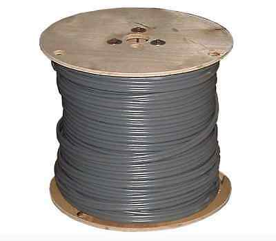 1000' Foot Roll 12-3 AWG UFB Gauge Outdoor Burial Electrical Copper-Wire Cable
