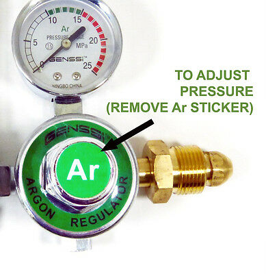 Argon Regulator High Quality - Fast Delivery From West Coast USA
