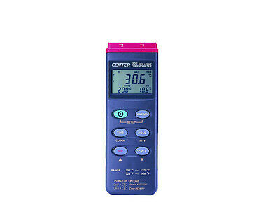 CENTER-306 Digital Thermometer Hygrometer RS-232 Interface CENTER306