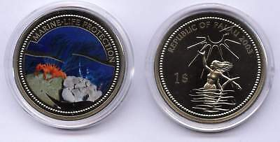 Palau - Colored Very Rare Proof 1$ Coin 2003 Year Km#66