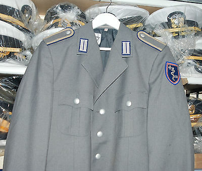 German Officers Parade Uniform Jacket With Insignia (C).