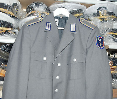 German Officers Parade Uniform Jacket With Insignia (E).
