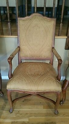 Ethan allen armed chairs