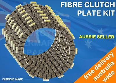 Fibre Clutch Plate Kit Fits Kawasaki Gpz750 1982 Model