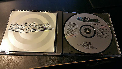 Bob Seger & The Silver Bullet Band Greatest Hits Sampler CD 542