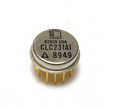 Comlinear Corporation CLC 231 AI Wideband Operational Amplifier / OP, NOS
