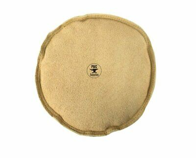 """8"""" Round Leather Sandbag Jewelry Dapping Stamping Chasing Forming Bench Anvil"""