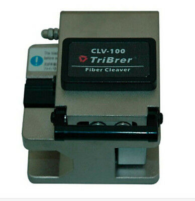 CLV100 Type Fiber Optic Cleaver High Precision Cleaver CLV-100