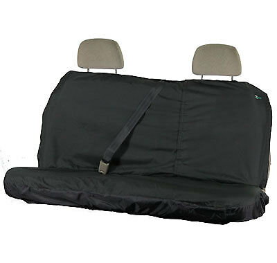 Car Rear Seat Cover Multi Fit Black Waterproof Town and Country MFRBLK