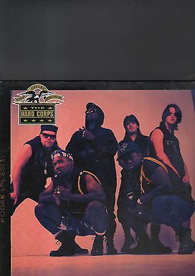 THE HARD CORPS - def before dishonor LP