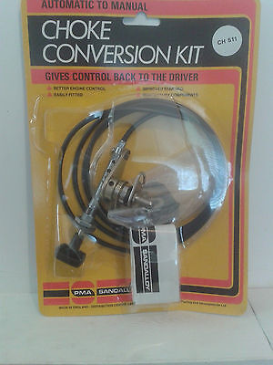 Vauxhall astra 1.3 1.6 1981- Cavalier 1.3, 1.6, 2.0 choke conversion kit