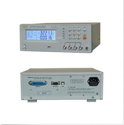 U2775B Inductance Meter Tester 30Ω,100Ω Output Impedance 0.01µH - 99999H