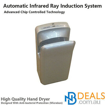 New Automatic Sensor Operated Hand Dryer MY-1-202-S Commercial Grade Bathroom