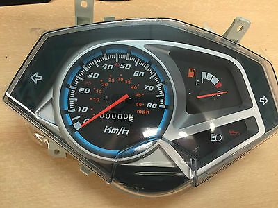 Speedometer Assembly - Chinese Scooter