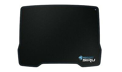 ROCCAT Siru Pitch Black Desk Fitting Gaming Mousepad Mauspad Gamer PC Computer