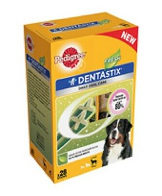 Pedigree Dentastix Fresh Dog Dental Chews packs of 28 sticks