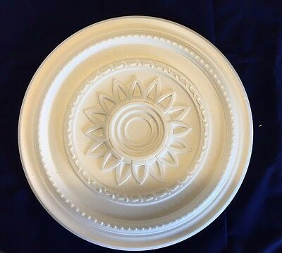 50 cm CAMOMILE Ceiling Rose Polystyrene Easy Fit Very Light Weigth