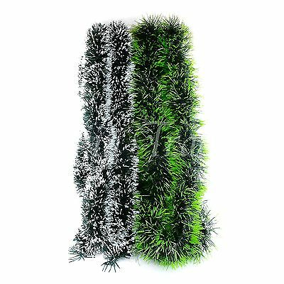 Tinsel Garland Color Bar For Christmas Wedding Party Decoration Festive Supplies