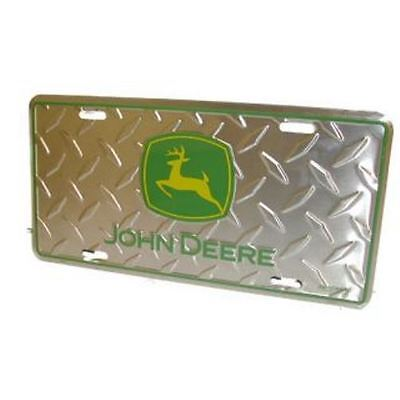 John Deere Plate - Green Logo - Key Enterprises - 62564 - NEW!