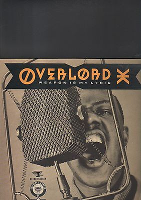 OVERLORD X - weapon is my lyric LP