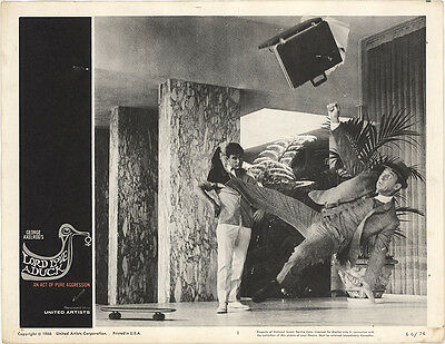 Lord Love A Duck 1966 Original Movie Poster Comedy Drama Romance