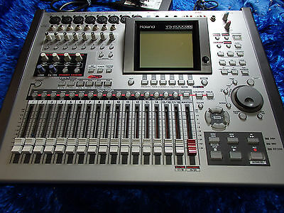 USED Roland VS-2000CD Digital Recorder from Japan
