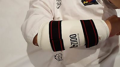 Zido Generation 2 WTF Taekwondo Arm Guard