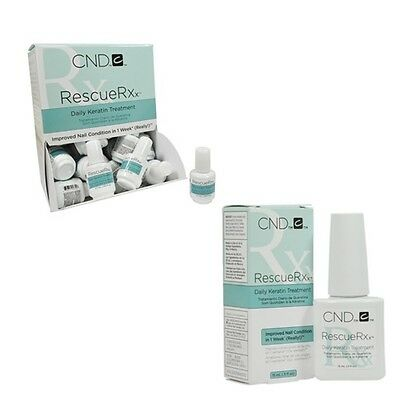 CND Essentials - RescueRxx - Choose From Any Size (3.7ml / 15ml)