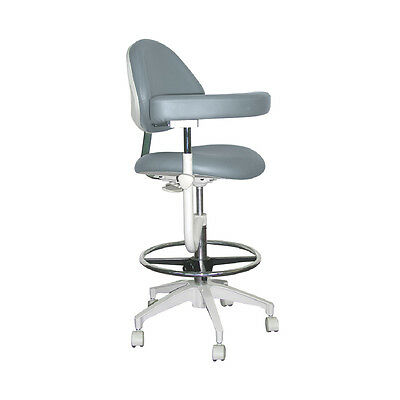 TPC Mirage Dental Assistant's Operatory Stool - 10+ Colors Available!