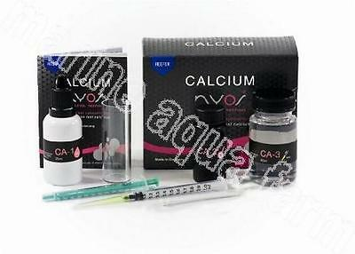 NYOS CALCIUM REEFER TEST KIT  50 x TESTS, MARINE AQUARIUM REEF CORAL