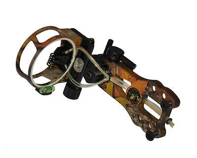 Camo Camouflage 5-pin 0.019'' Compound Bow Sight Micro&Tool Archery Hunting